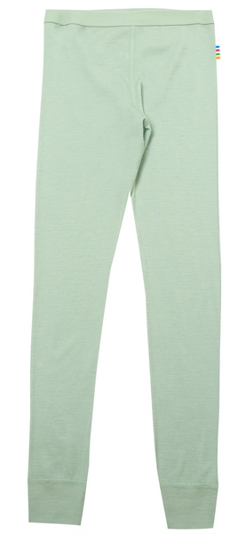 Bilde av leggings ull aqua mint