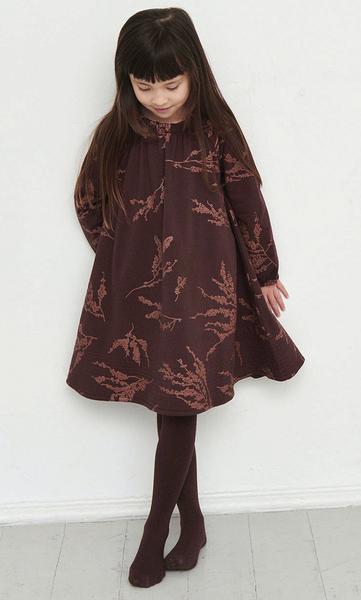 Bilde av kjole Filje puce