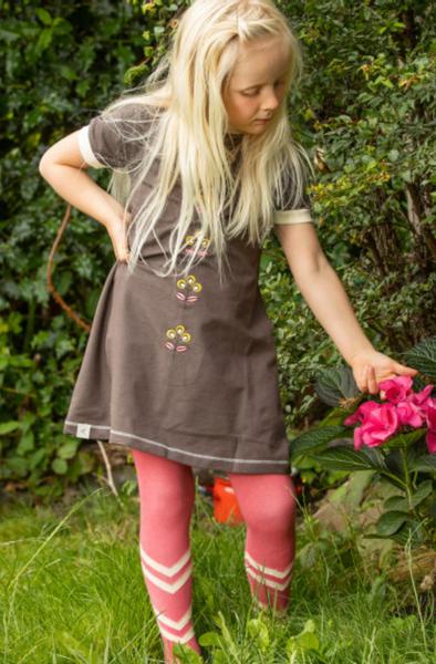 Bilde av kjole smilla chocolate brown