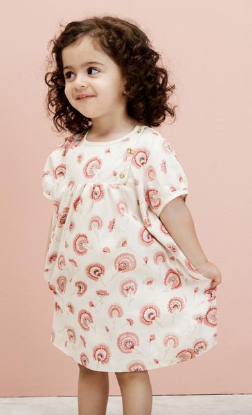 Bilde av kjole baby dahlia vanilla