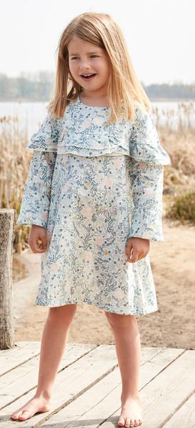 Bilde av kjole enfant flower