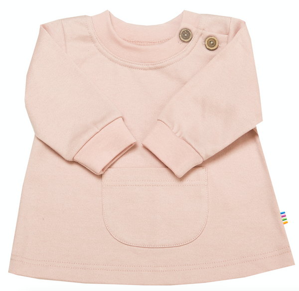 Bilde av genser med knapper rosa