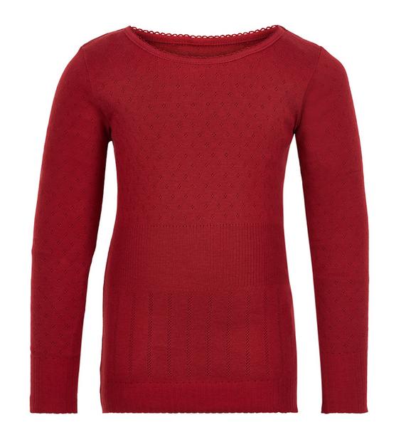 Bilde av genser doria red dahlia