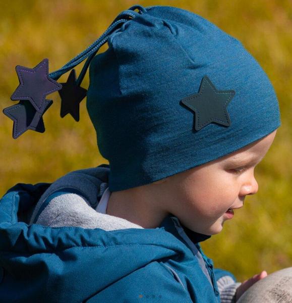 Bilde av Lue nordstjerne midnattsblå