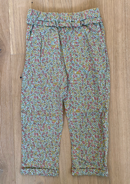 Bilde av bukse mini tribe aqua gray
