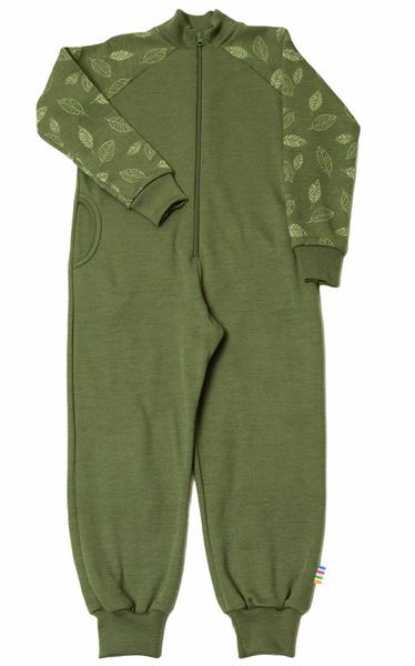 Bilde av Jumpsuit med glidelås ull